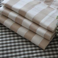 正宗21织经典彩棉手工纯棉老粗布床单可以定做朴素元白彩棉色