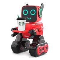 【支持礼品卡】机器人玩具 智能 对话聊天跳舞男孩高科技儿童遥控机器人 v3f
