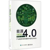 能源4.0:产业能源互联网重塑中国经济结构 顾为东 著