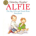 Big Alfie And Annie Rose Storybook 阿尔菲和妹妹安妮・罗斯 ISBN 9780099