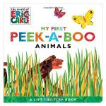 My First Peek-a-Boo Animals,我的一本躲猫猫动物书 英文儿童绘本