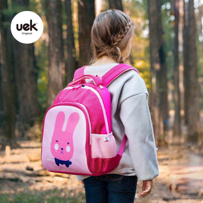 儿童双肩背包韩版6-9岁小兔子书包书包小学生女孩1-3年级