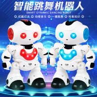 遥控机器人玩具智能益智电动机器人会唱歌会跳舞儿童玩具男孩礼物