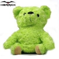 高尔夫球杆帽套 小熊一号木杆套 男女适合 柔软舒适 荧光绿