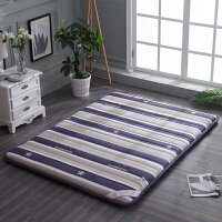 全棉防滑床垫1.5米1.8m床褥子单双人1.2米软海绵可折叠地铺睡垫被