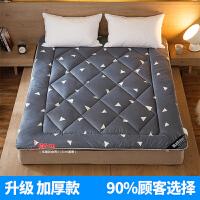 床垫1.8m床褥子1.5m双人席梦思垫被褥学生宿舍单人1.2m加厚榻榻米T