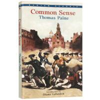 Common Sense 常识 英文原版历史读物 美国独立宣言精华 英文版小说 进口英语书籍