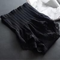 20高腰内裤女士收腹塑身美体裤束腹产后提臀收腹裤大码束腹 黑 1代 均码(80-150斤)