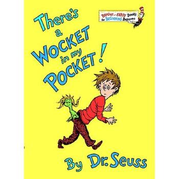 【预订】There's a Wocket in My Pocket! 预订商品,需要1-3个月发货,非质量问题不接受退换货。