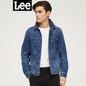 LeeLEE男式长袖牛仔夹克L300382KT7NY