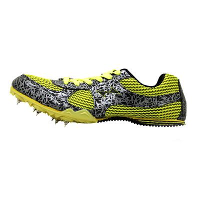 HEALTH/飞人海尔斯 121 跑钉鞋 绿色超轻田径钉鞋 跑步鞋 训练鞋