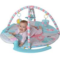 婴儿满月礼盒健身架器脚踏钢琴音乐游戏毯宝宝玩具3-6-12个月