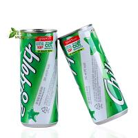 乐天七星冰柠檬味雪碧汽水碳酸饮料250ml 韩国原装进口食品饮料