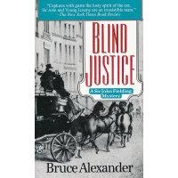 Blind Justice(ISBN=9780425150078) 英文原版