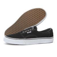 男子休闲鞋滑板鞋减震反绒皮VN0A347R77N