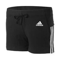 Adidas阿迪达斯 女裤 2018新款运动训练裤透气跑步短裤 BR5963