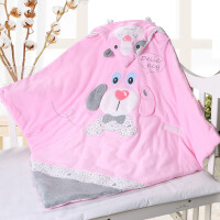 新生儿包被纯棉婴儿抱被春夏抱毯春秋夹棉冬款被子襁褓巾宝宝用品