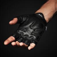 时尚 健身手套男女运动防滑半指器械哑铃动感单车举重训练手套 可礼品卡支付