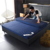 加厚床垫软垫家用1.5m床褥子海绵宿舍单人学生垫被租房专用榻榻米