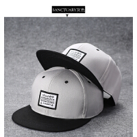 时尚男士韩版潮人嘻哈帽户外防晒遮阳帽百搭女英伦休闲鸭舌棒球帽