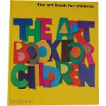 The Art Book for Children [Hardcover] 儿童艺术书 卷II(精装) ISBN 9780714847054