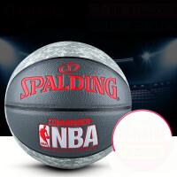 篮球 室内外水泥地7号篮球 耐磨PU篮球 74-934Y 【买一送五】