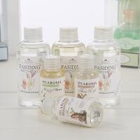 无火香薰精油充液 藤条檀香熏香家用室内房间香水卧室厕所除臭 透明