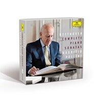 [现货]贝多芬钢琴奏鸣曲全集 波利尼 8CD