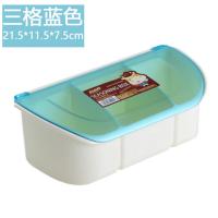 创意厨房用品储物器皿家用塑料调味罐调味盒套装多用途分格调料瓶