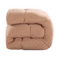 半梦半醒羊羔绒暖被冬被保暖被暖气被