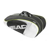 HEAD/海德专业网球包小德款9支装 比赛双肩背包球拍包 283095