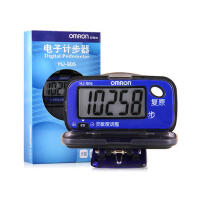 欧姆龙多功能电子计步器HJ-905 适用青年、中年及老年健身运动