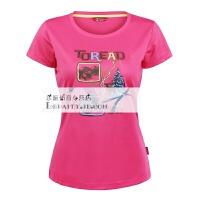 速干T恤女 春夏运动户外速干衣 透气超薄圆领印花短袖男士