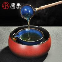 唐丰陶瓷煮茶器煮茶碗黑茶老白茶普洱分茶器家用功夫茶具套装家用
