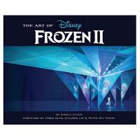 【现货!】冰雪奇缘2电影艺术画册设定集 The Art of Frozen 2 暗影森林 进口英文原版 精装 Disn