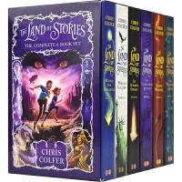 The Land of Stories Collection 异世界童话之旅 6册套装 奇幻文学 章节书 青少年课外英