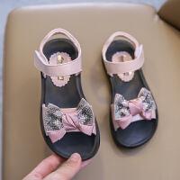 女童�鲂�公主蝴蝶�Y�底夏季中大童女孩�和�鞋子