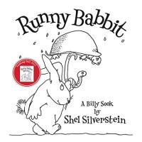 谢尔・希尔弗斯坦经典绘本:尼巴子兔(精装) 英文原版 Runny Babbit
