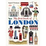 【预订】My First Book of London 我第一本关于伦敦的书 儿童绘本 3-6岁
