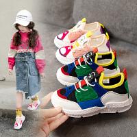 �和��\�有�2020春季新款女童老爹鞋子