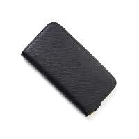 【网易考拉】PRADA 普拉达 女士时尚简约长款拉链钱包 黑色