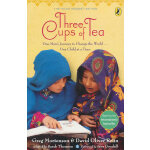 Three Cups Of Tea [Young Readers edition] 三杯茶 (青少年版,大32开)