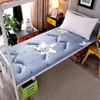 高中学生床住宿床铺垫子床垫0.9m床学生大学宿舍单人被褥子1.2米