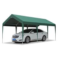 户外防晒防雨汽车蓬停车棚遮阳棚简易可拆移动车库厂家定做