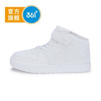 【下单立减3.5折价:90.7】361度童鞋 男童滑板鞋冬季新款儿童鞋子中大童运动鞋 N71842704
