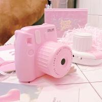 韩国usb手持小风扇便携式充电风大随身可爱儿童卡通相机迷你风扇