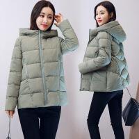 新款女士短款棉衣女冬韩版潮流女款冬季女式棉袄外套