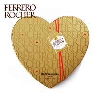 [当当自营] 费列罗 榛果威化巧克力27粒心形装  电商版