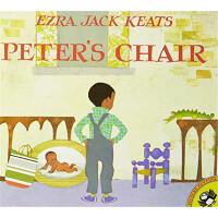 彼得的椅子(《下雪天》同一作者作品)英文原版 Peter's Chair