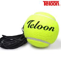 Teloon 天龙网球 802C初学者专用带线训练球练习球网球训练器